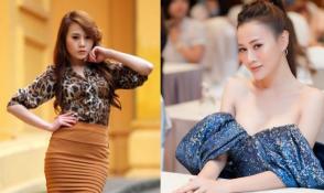 Sao Việt xuất hiện hậu dao kéo: Phương Oanh mặt khác lạ, Minh Hằng cằm nhọn hoắt