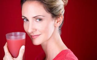 Da chậm lão hóa đến hơn 10 năm nếu uống sinh tố này mỗi ngày