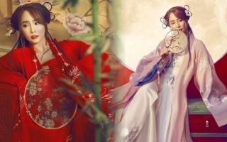 Mỹ nhân Việt trong tạo hình cổ trang: Hà Tăng được khen nức nở, Ngọc Trinh lộ liễu phản cảm