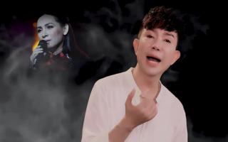 Long Nhật vừa hát vừa khóc nhớ về Phi Nhung, lo lắng khi để nữ ca sĩ nằm lạnh lẽo quá lâu