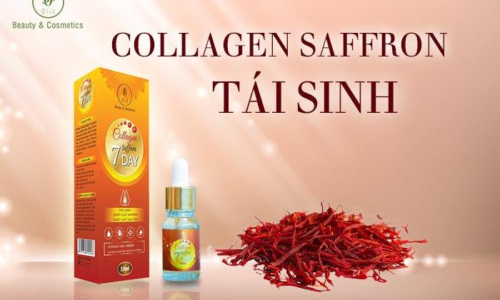 """Thương hiệu mỹ phẩm Olic """"trình làng"""" sản phẩm Collagen Saffron Tái Sinh"""